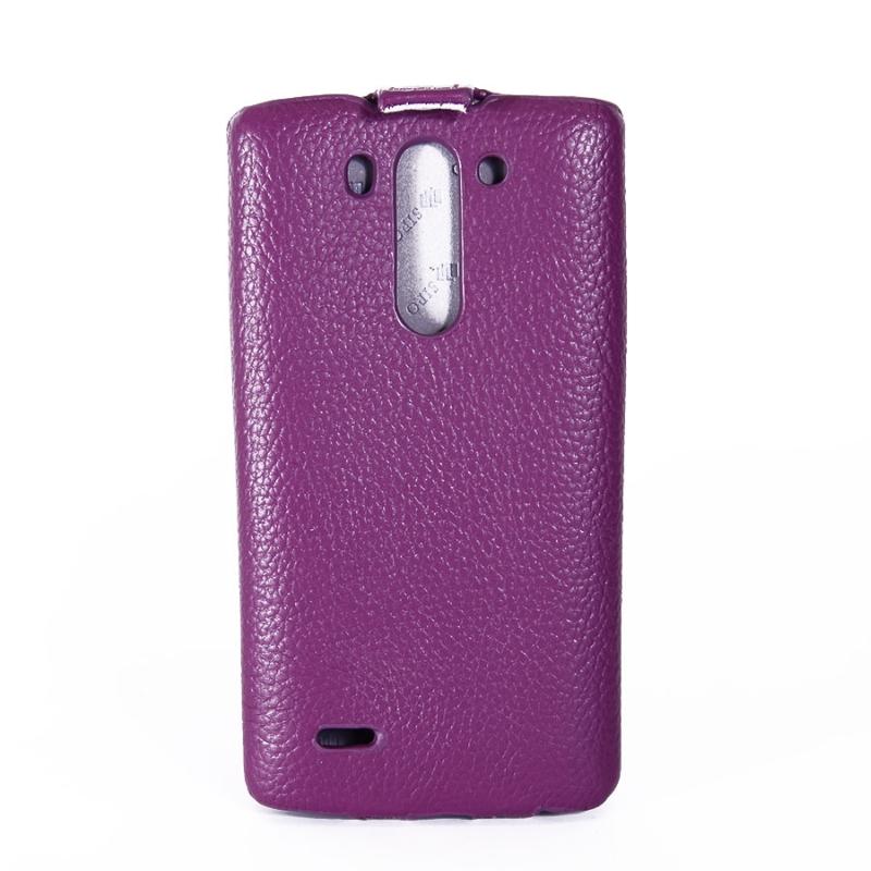 Купить Чехлы и сумки для телефонов для lg g3 mini flip full пурпурный  Чехол Armor-x