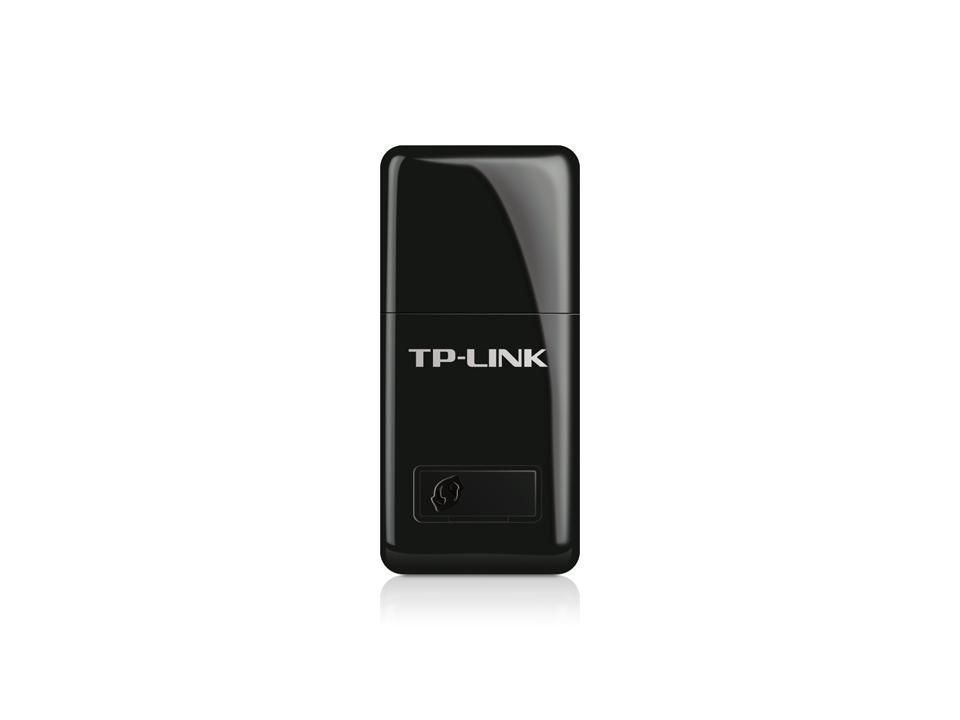 Сетевое оборудование TP-Link TL-WN823N