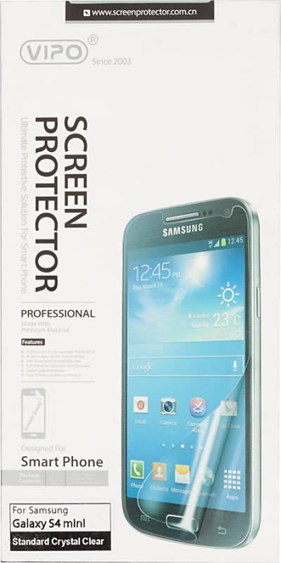 Стекло Vipo пленка для Galaxy S4 mini прозрачная