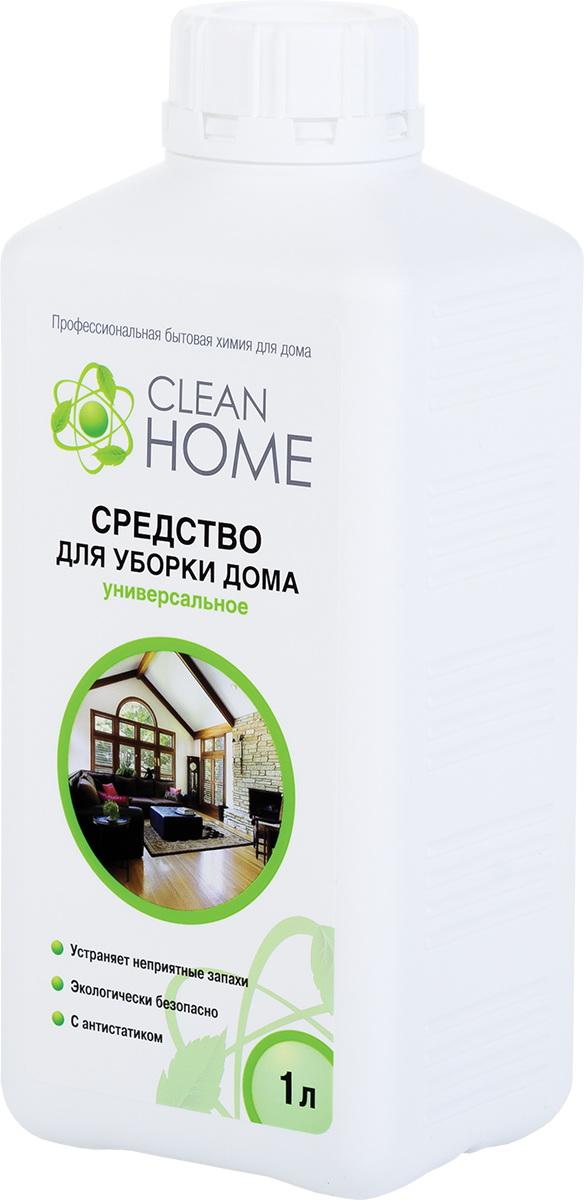 Инвентарь для уборки CleanHome Ср-во д/уборки дома1000мл 380