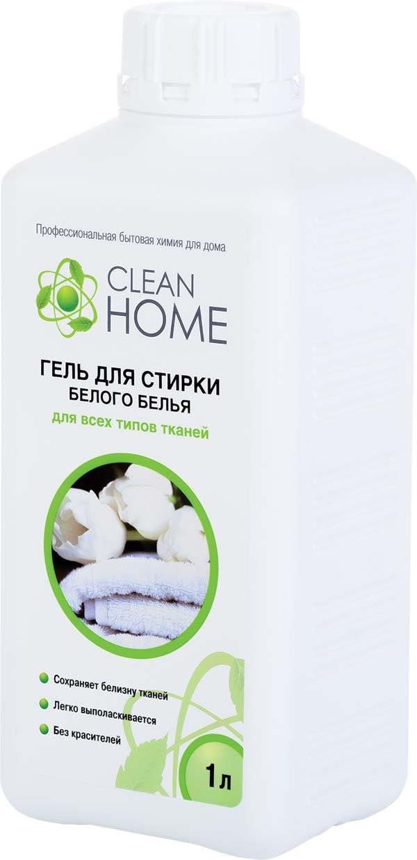 Средства для стирки и от накипи Clean home