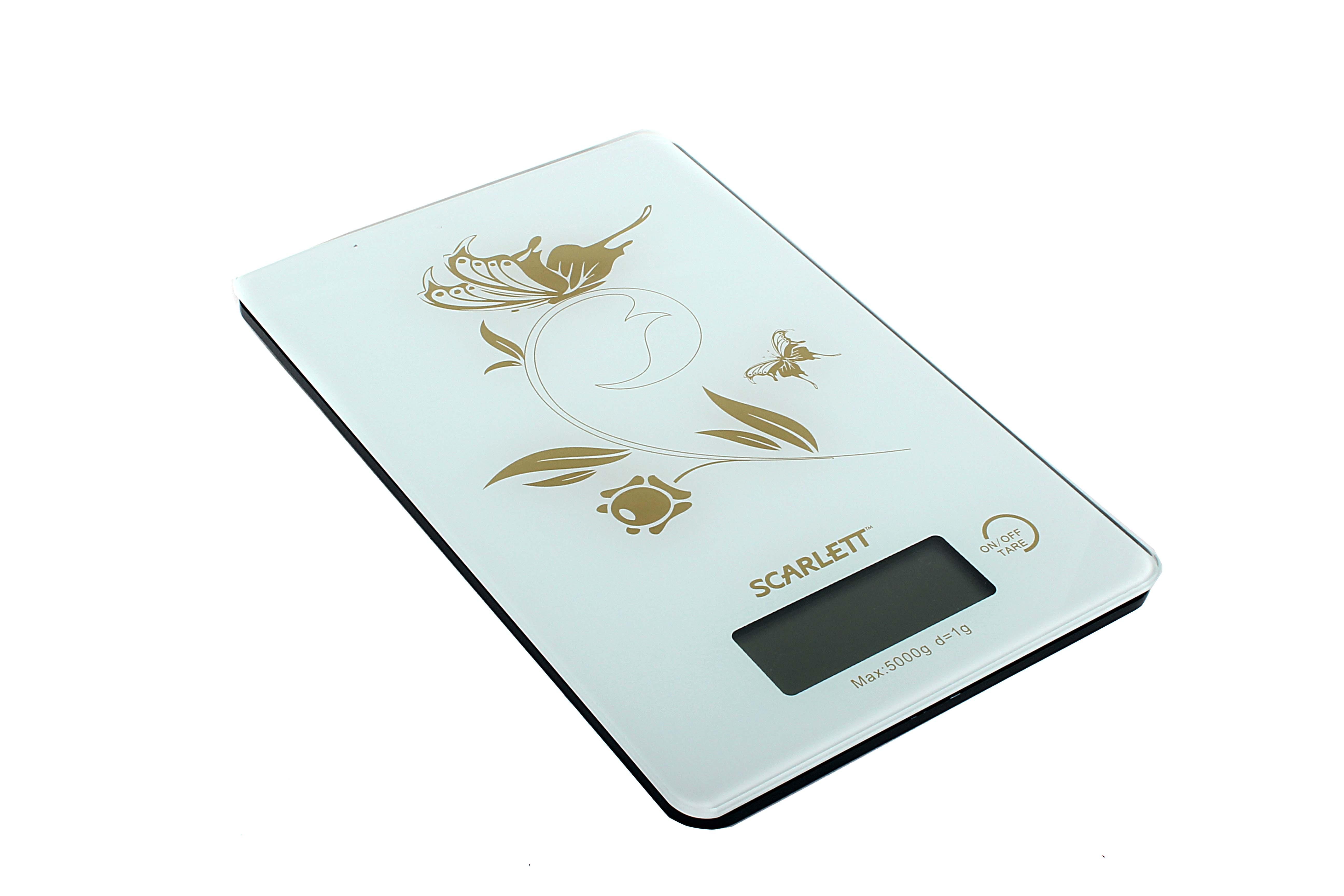 Весы кухонные Scarlett Real Brand Technics 499.000
