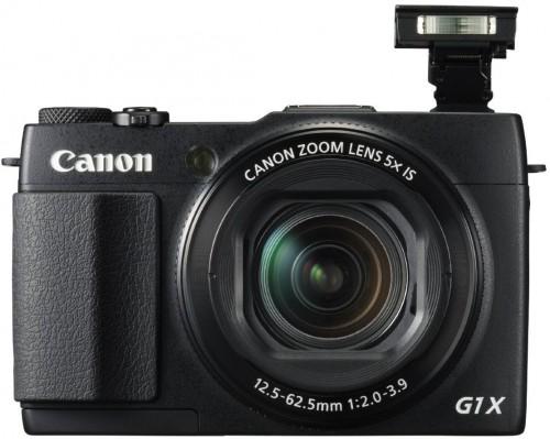 Фотоаппарат компактный CANON PowerShot G1X MARK II black