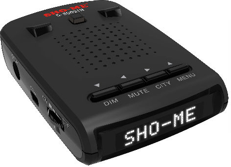Радар детектор Sho-me