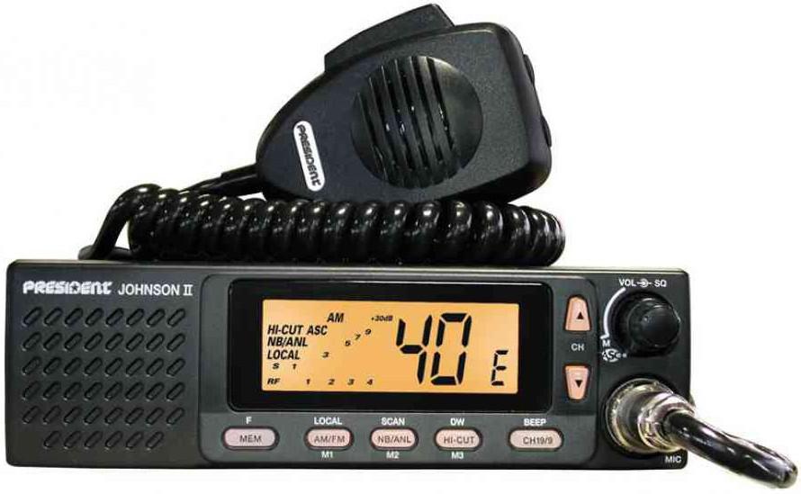 Радиостанция President