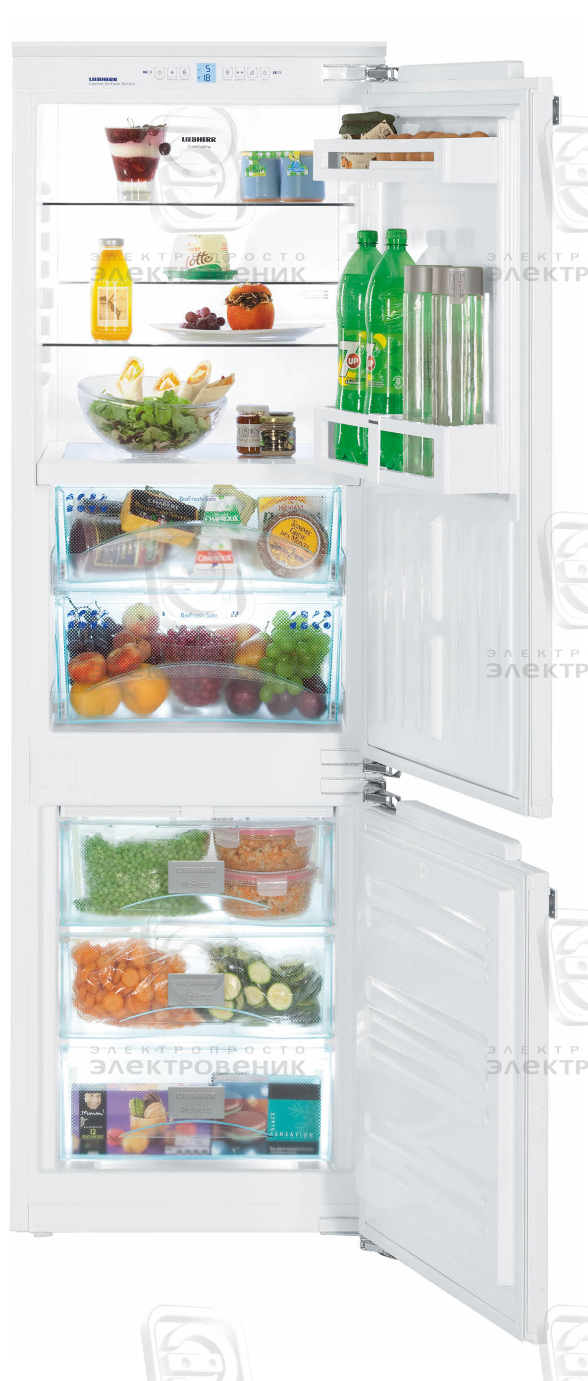 Встраиваемый холодильник Liebherr