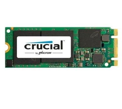 SSD жесткий диск Crucial