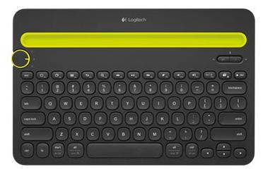 Клавиатура для планшетного ПК Logitech