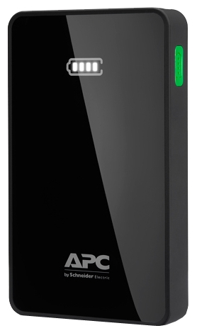 Портативный аккумулятор APC M5WH-EC APC Mobile Power Pack, 5000mAh Li-polymer, White (EMEA/CIS/MEA)