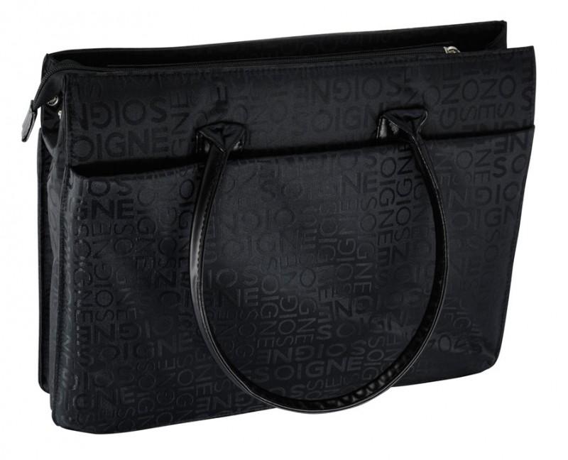 """Купить Сумки для ноутбуков pcp-l7005 15.6"""" nylon hq, style lady toplader, front compartment, черный  Кейс для ноутбука Pc pet"""