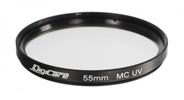 digicare 55mm mc-uv ультрафиолетовый