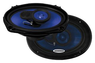 Колонки Soundmax