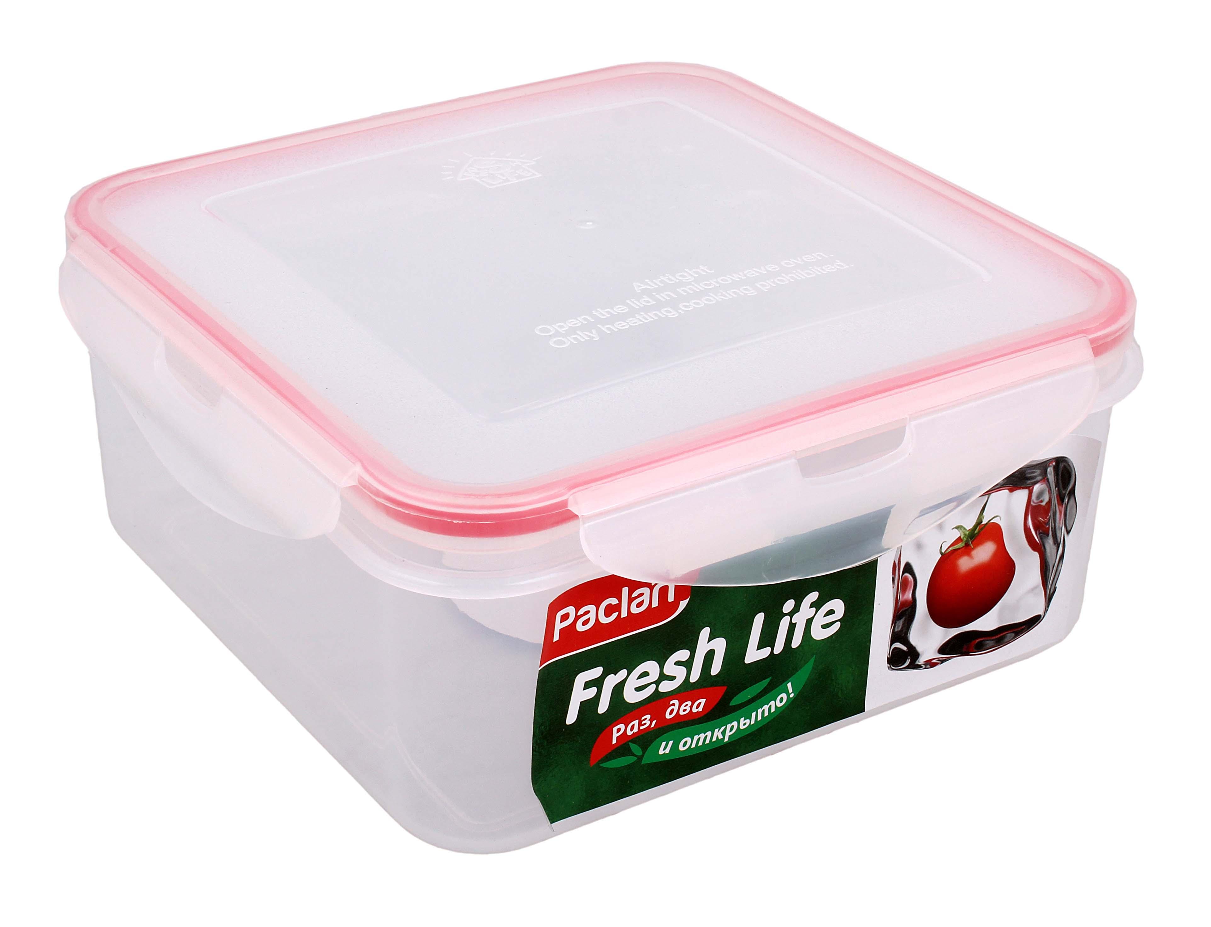 контейнеры для продуктов Paclan Real Brand Technics 189.000
