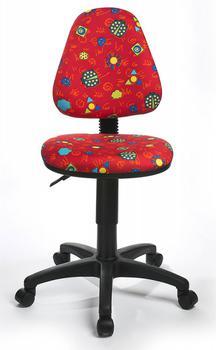 Кресло Бюрократ kd-4/r кресло детское красный божьи коровки lb-red
