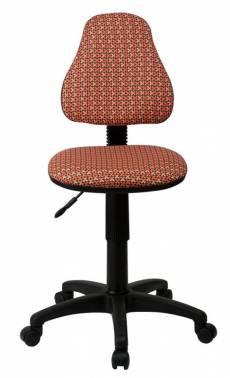 Кресло Бюрократ kd-4/56-65 кресло детское оранжевый бабочки 56-65