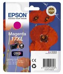 Картридж струйный Epson C13T17134A10 XL magenta для XP33/203/303 (450 стр)