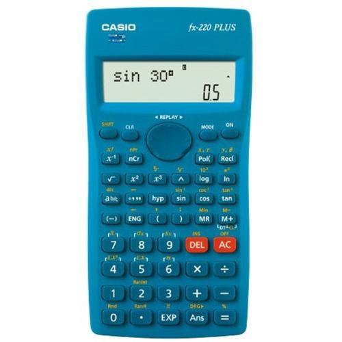 Калькулятор Casio