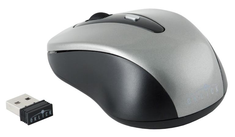 Мышь беспроводная Oklick