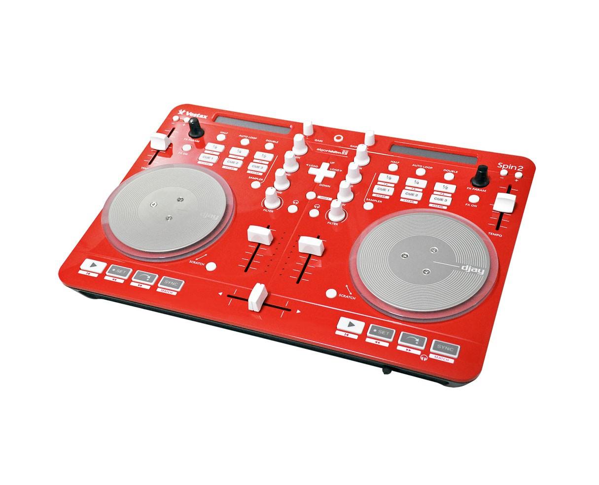 DJ оборудование Vestax от RBT.ru