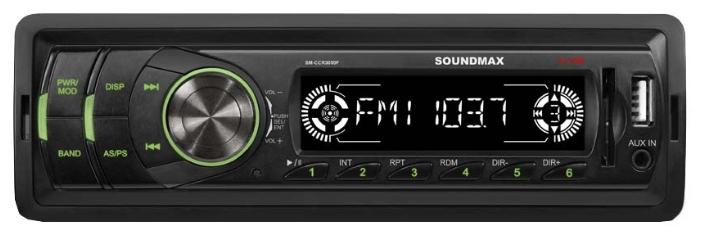 Автомагнитола Soundmax