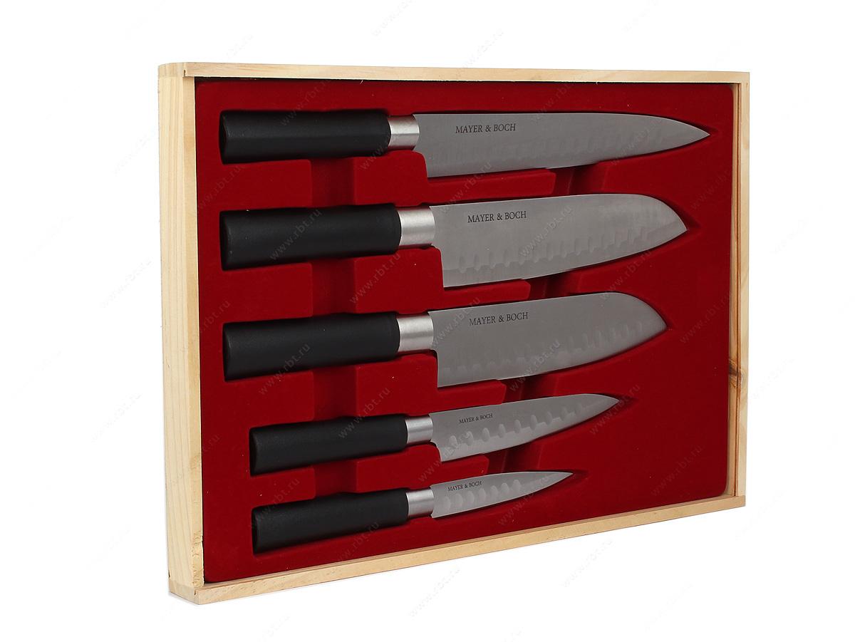 Набор ножей Mayer boch