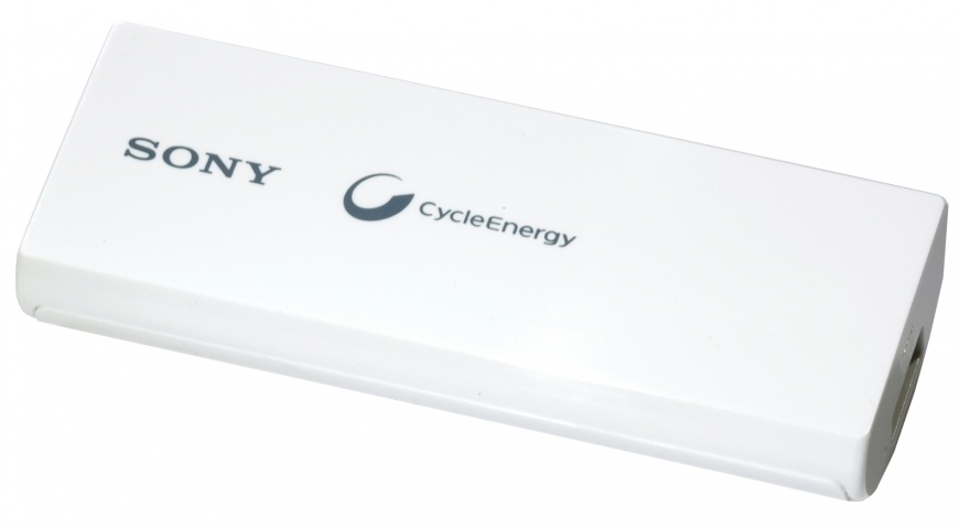 Портативный аккумулятор Sony