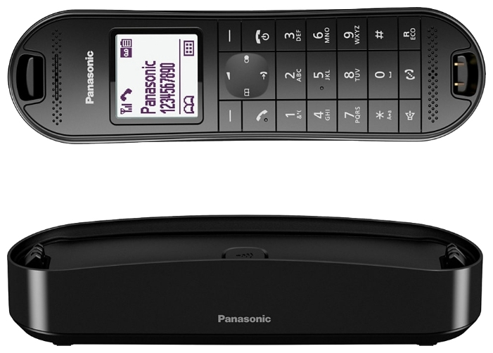 Фото Радиотелефон PANASONIC KX-TGK320RUB