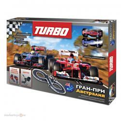 Автотрек Turbo от RBT.ru