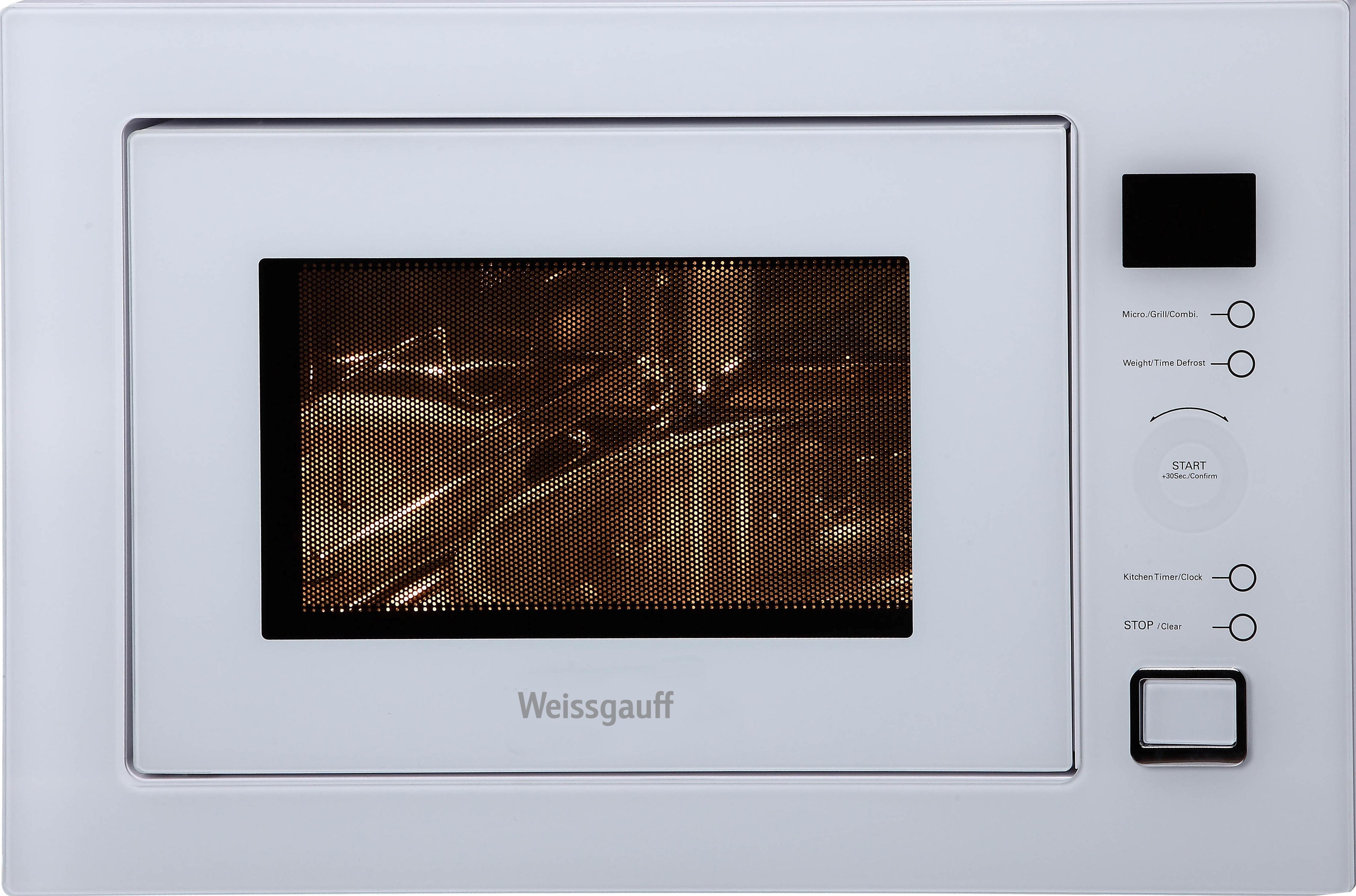 Встраиваемая микроволновая печь Weissgauff