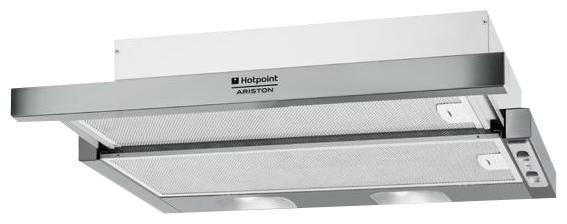 Вытяжка HOTPOINT-ARISTON AH 61 CM X /HA