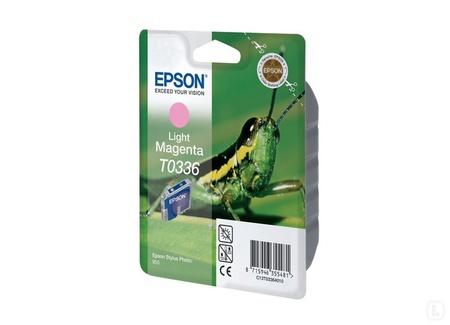 Картридж струйный Epson C13T03364010 картридж Magenta light для Stylus Photo 950 (светло-пурпурный)