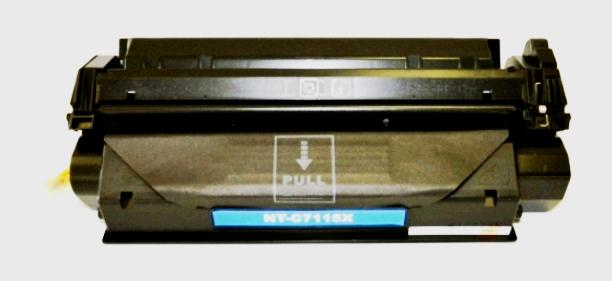 Фото Картридж лазерный GG NT-C7115X Совместимый для HP LaserJet 1000/1005/1200/3300/3320/3330 Canon LBP-1210 (3500стр)