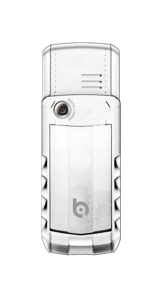 Фото Мобильный телефон BQ BQM-1406 Vitre Silver