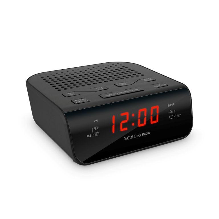 Настольные часы TeXet TRC-309