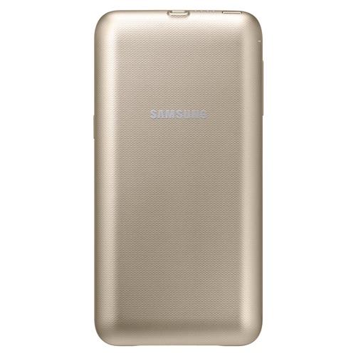Чехол Samsung для Galaxy S6 edge+ G928 (EP-TG928BFRGRU) 3400mAh золотой