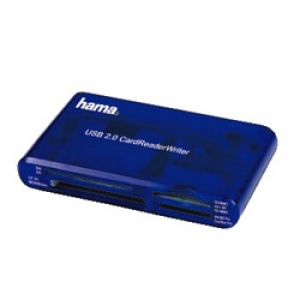 hama h-55348 35�1 usb 2.0 ������������ sdxc �����