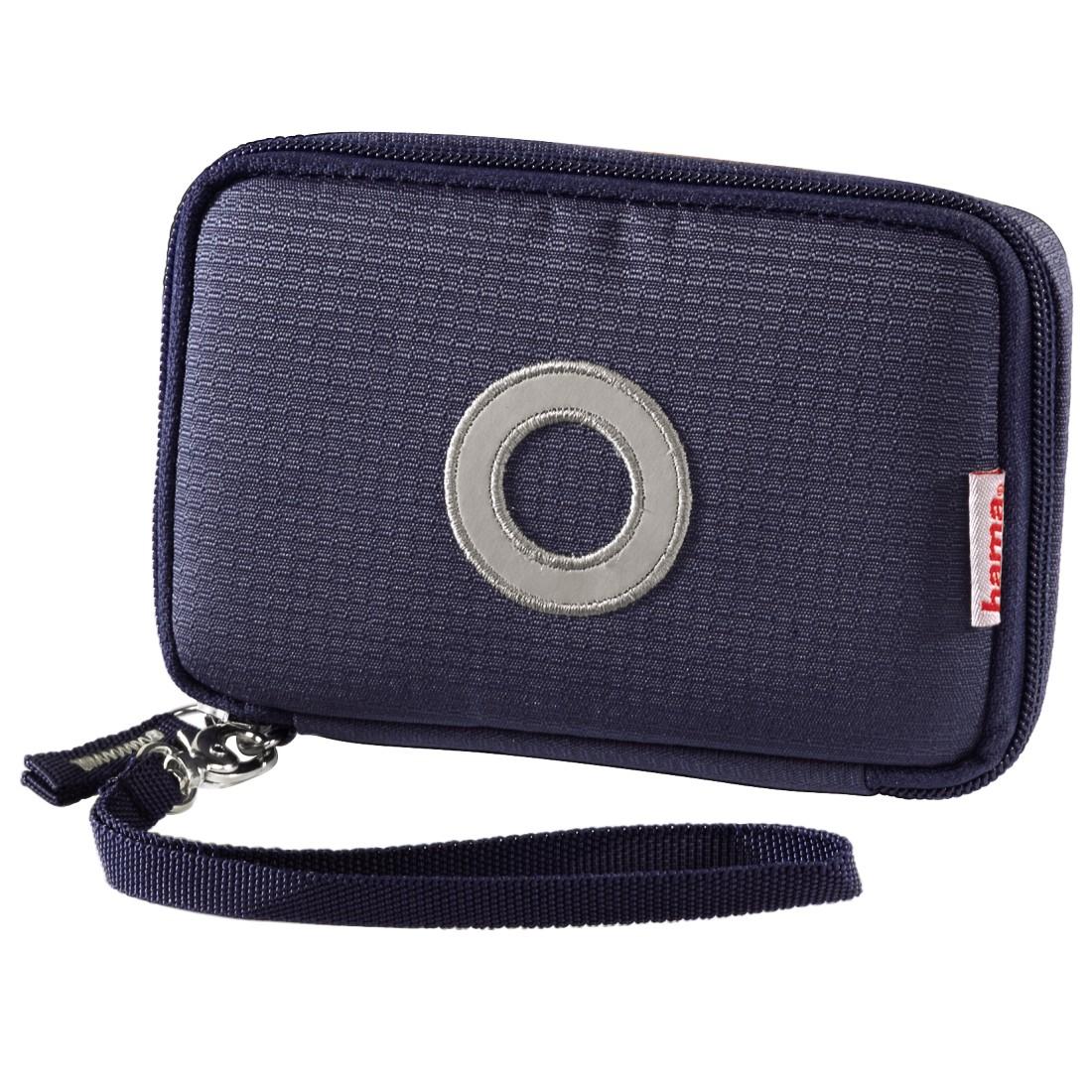 """Кейс для жесткого диска Hama Orlando (95519) голубой HDD 2.5"""""""