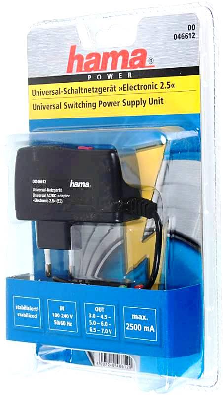 Сетевой адаптер для ноутбука Hama