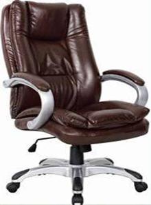 Кресло Excomp qa-6772 кресло/кожзам/коричневый