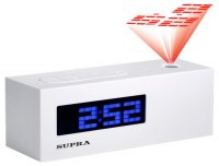 Настольные часы Supra