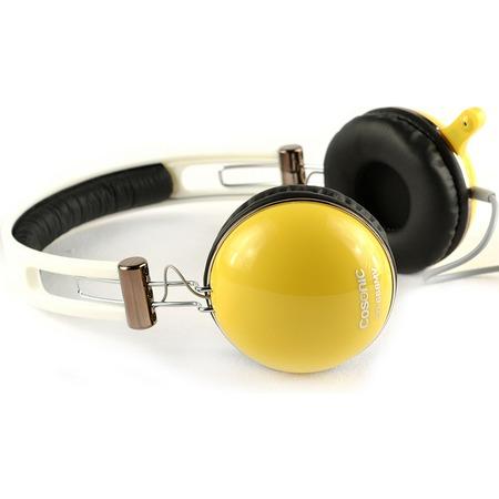 Наушники с микрофоном проводные Cosonic