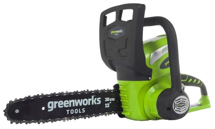 Пила Greenworks