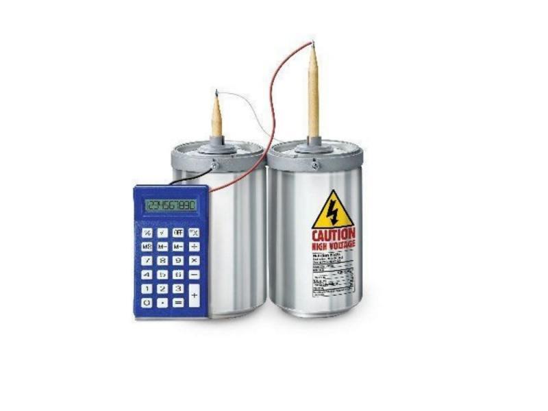 4М 00-03360 Самодельная батарейка