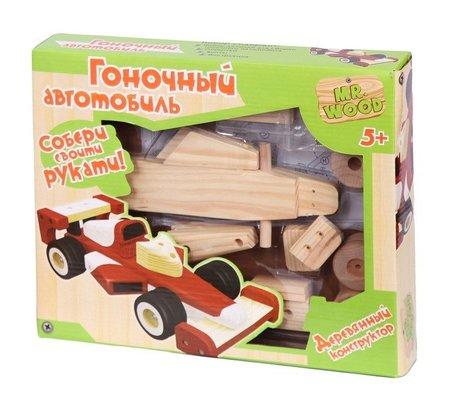 Конструктор Mr.Wood 6220 Гоночный автомобиль