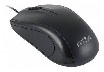 Мышь проводная Oklick