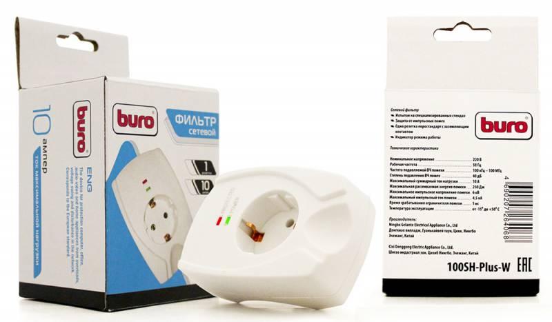 Сетевой фильтр Buro