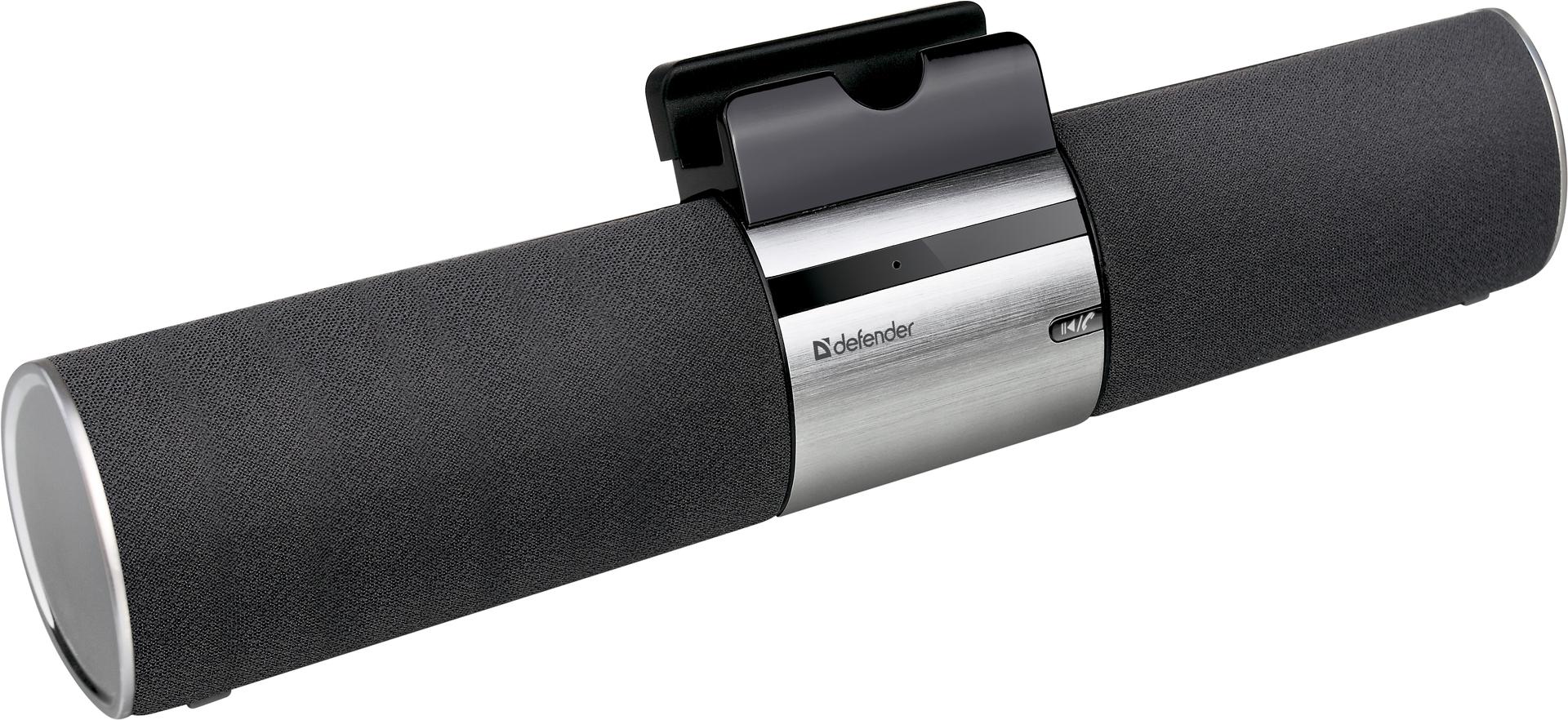 Defender E6275 Audio-S6 Black BT