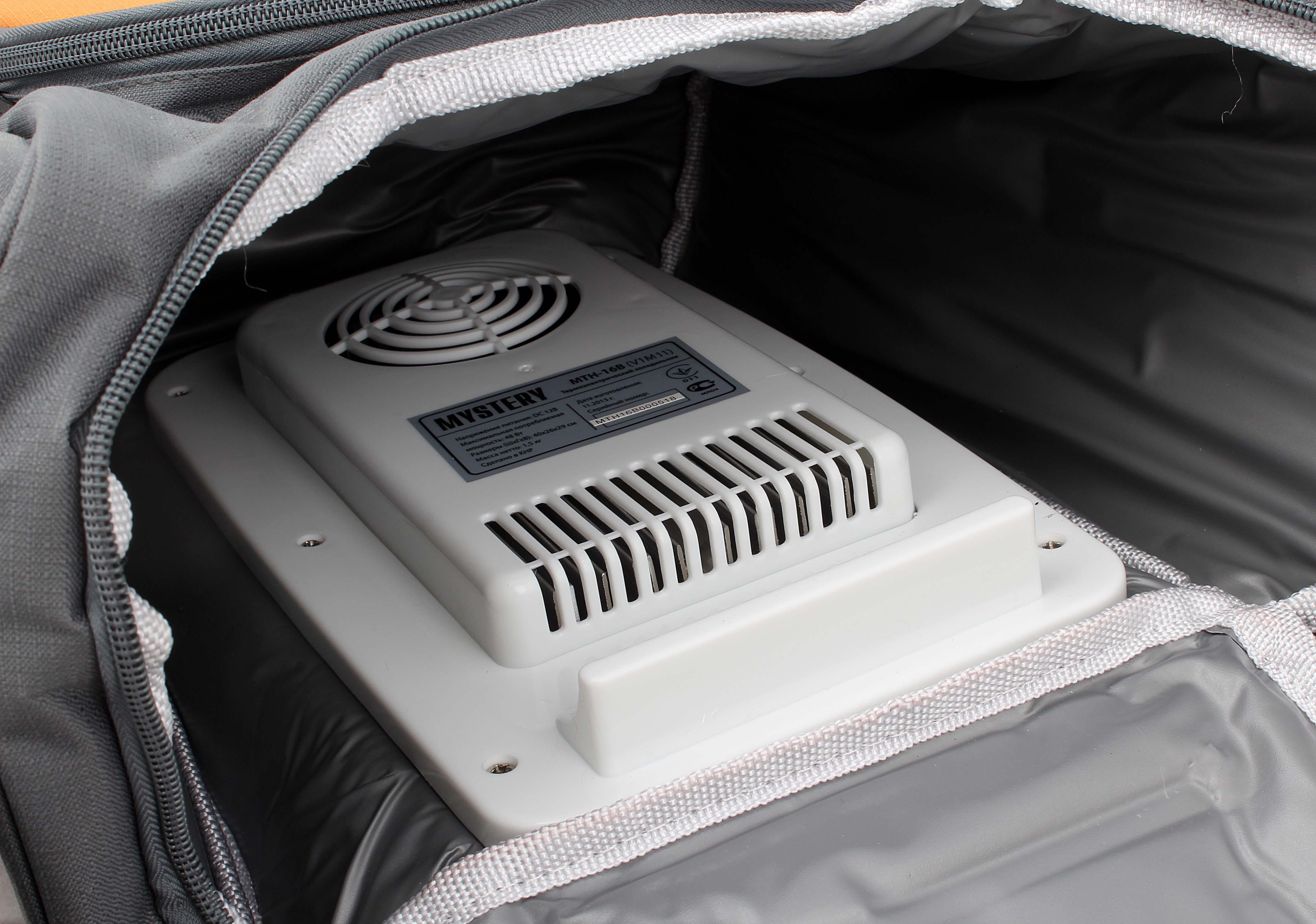 Фото Автохолодильник MYSTERY MTH-16B Сумка - холодильник
