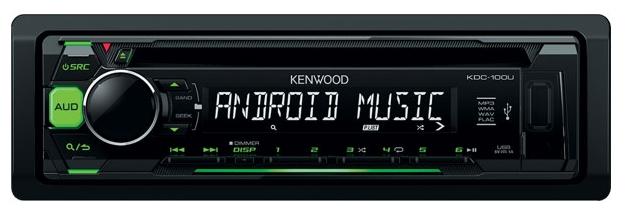 Автомагнитола Kenwood