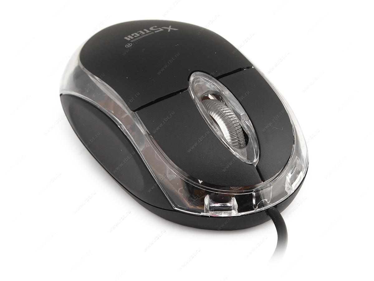 Мышь проводная X5tech